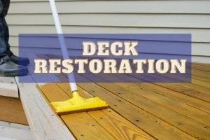 restore timber